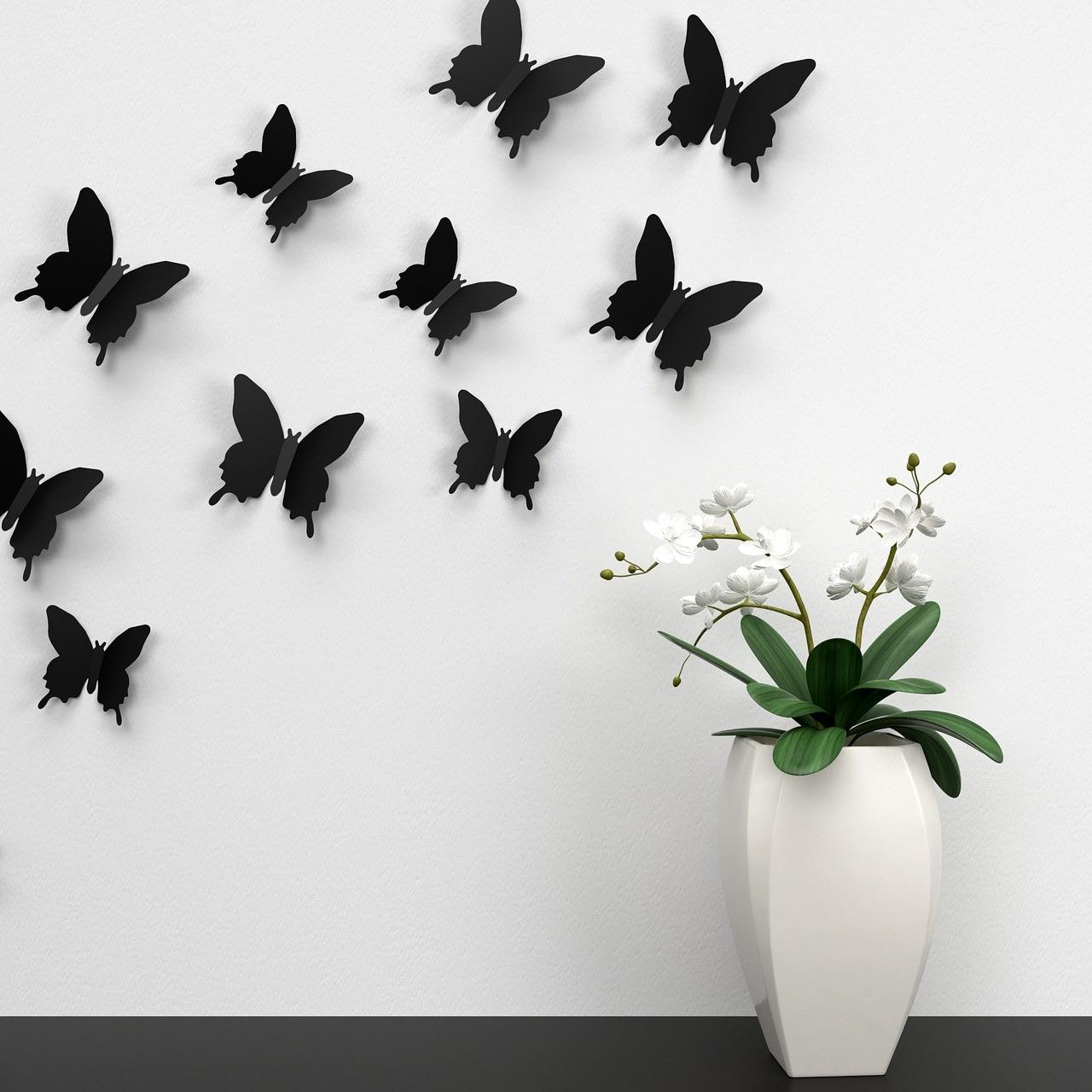 Forny dit hjem med smarte wallstickers