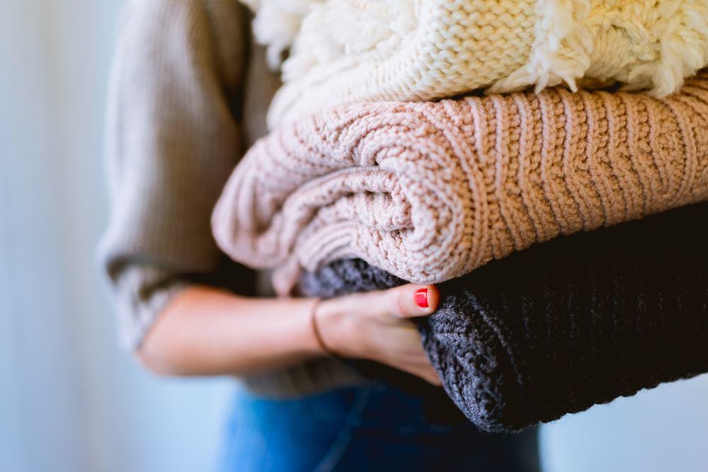 At strikke er den nye trend