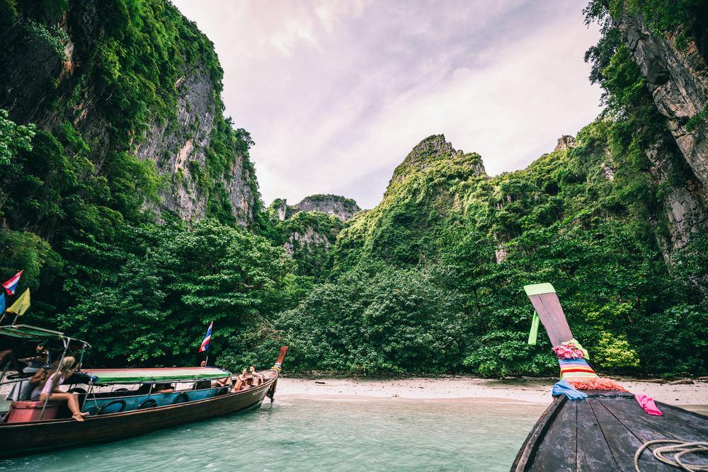 Øhop i Thailand – en uforglemmelig ferie